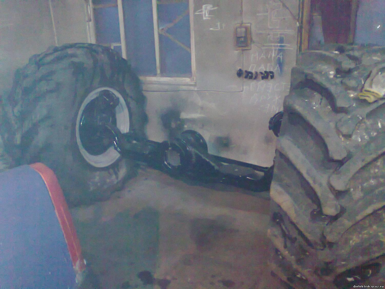 Как сделать трактор. - m 88