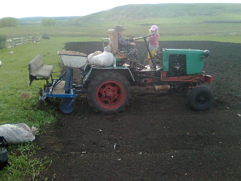 Минитрактора своими руками фермер ру