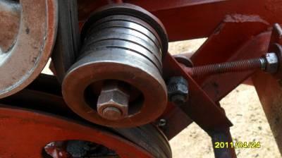 Самодельные сцепления на трактора